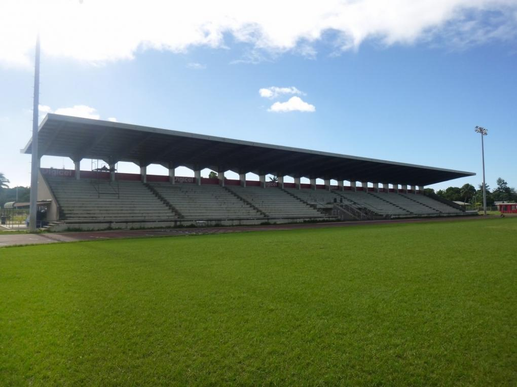 In 2018, Teufaiva Outdoor Stadium was severely damaged by a typhoon. The repaired stadium was reopened a year later.