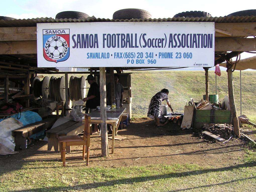 The Tulliavoa JS Blatter football stadiums are named after former FIFA President Sepp Blatter.