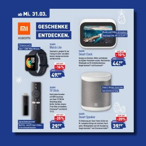 How good are Xiaomi's Aldi deals really?