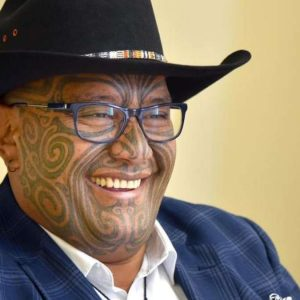 A draw is now optional: Maori protest in New Zealand Parliament - Panorama