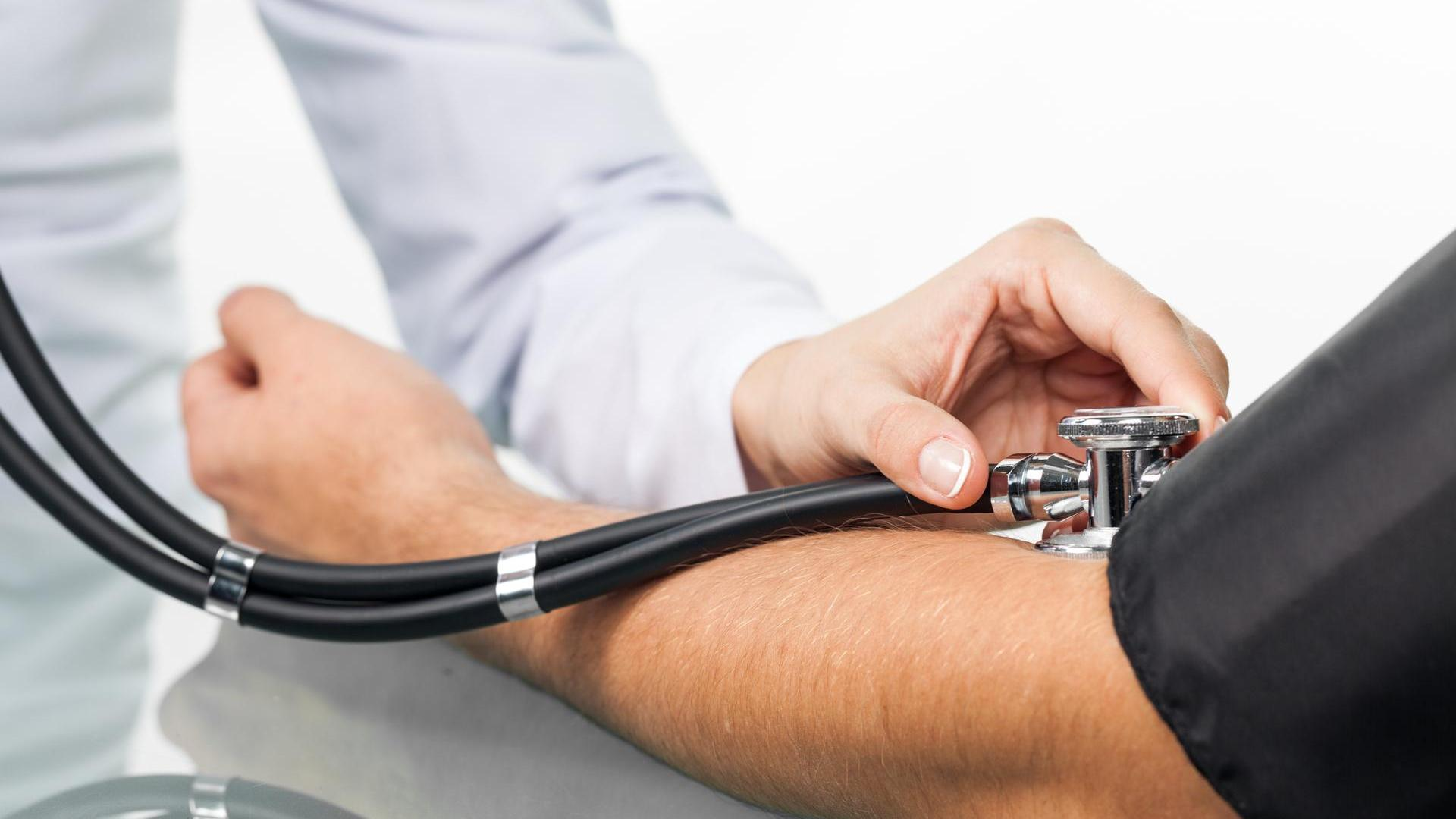 Above these values, hypertension becomes critical - table overview