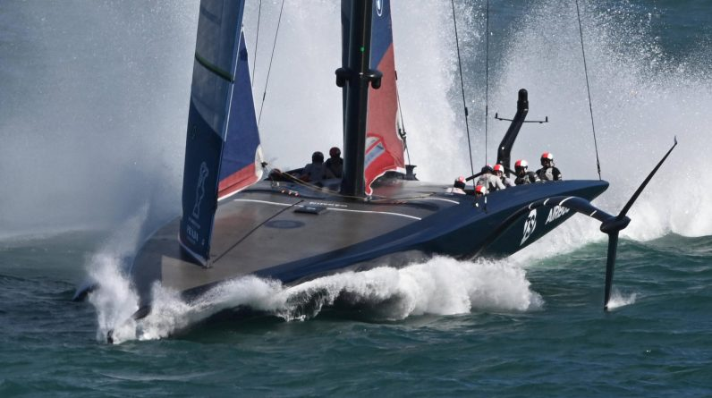 All you need to know about yachting racing