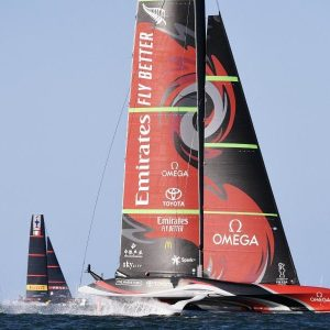 America's Cup: New Zealand and Italy at eye level | The Free Press