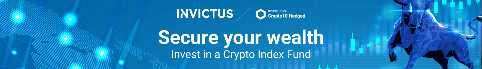 Secure your wealth: Invest in a cryptocurrency index fund