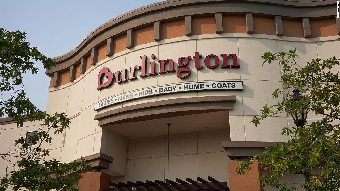 Burlington: This discount chain is planning to move to as stores are closing across America