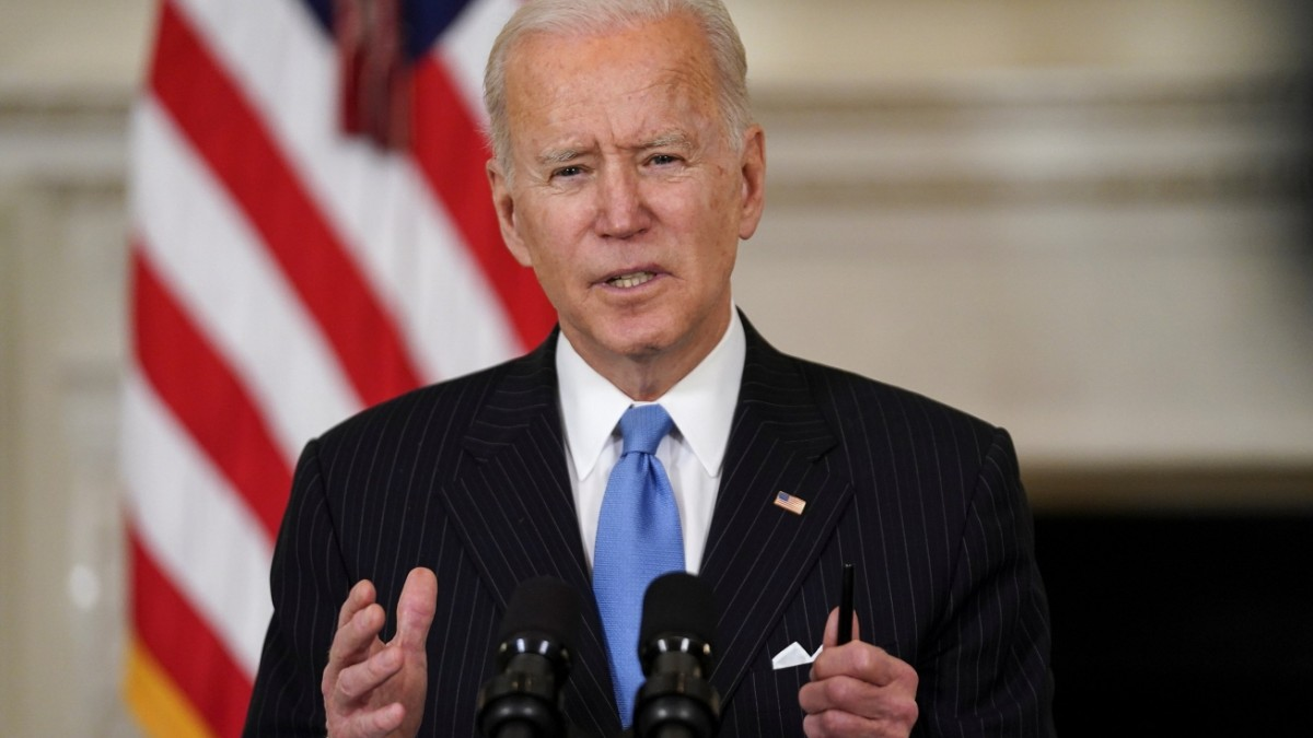 Corona Globally: Biden Promises Vaccine For Everyone - Politics