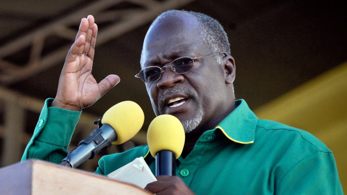 Corona afflicted in the presidential office: The head of the Tanzanian state, Majufuli, died