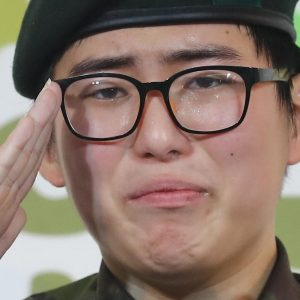 Demobilized from the Army for surgery: South Korea's first transgender female soldier has died