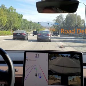 Elon Musk: Tesla is doubling down on its fully self-driving pilot program
