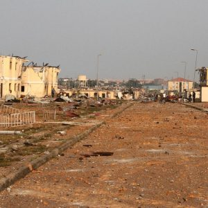 Equatorial Guinea: nearly a hundred people were killed in a series of bombings in military camps
