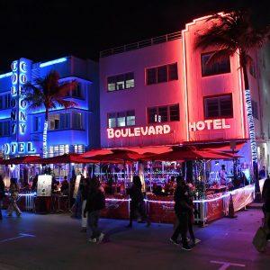 Evening curfew: Miami Beach ends spring break