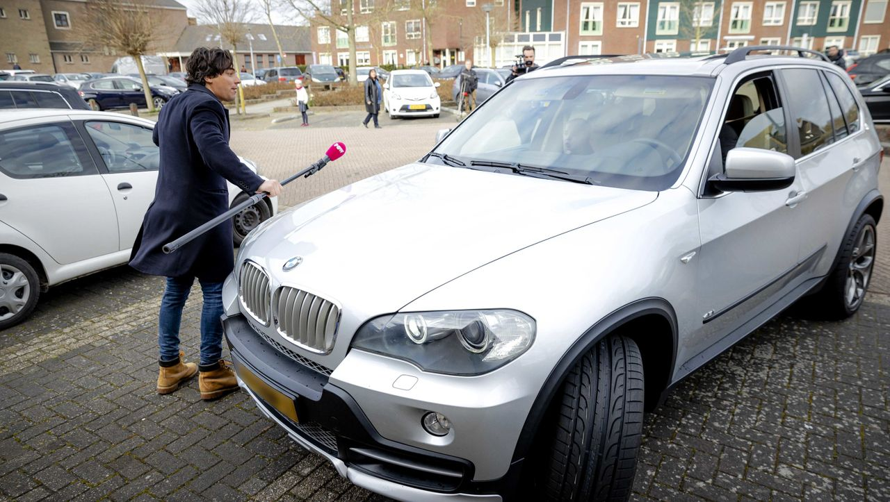 Fury in the Netherlands: Church-goers attack journalists