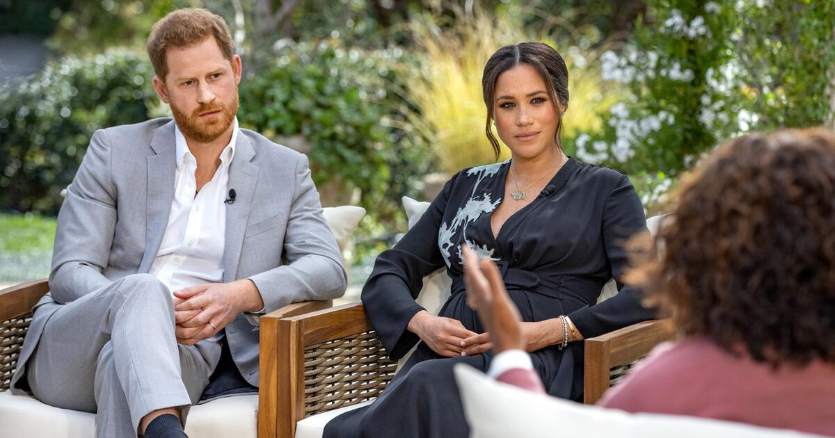 Harry and Meghan: CBS paid millions to see them