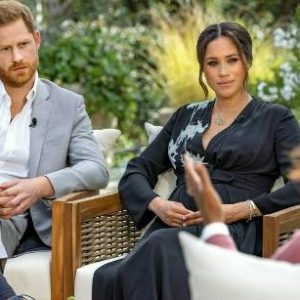 Harry and Meghan's reveal interview takes place in 68 countries