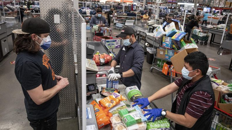 Household spending is on the rise after cooling last month