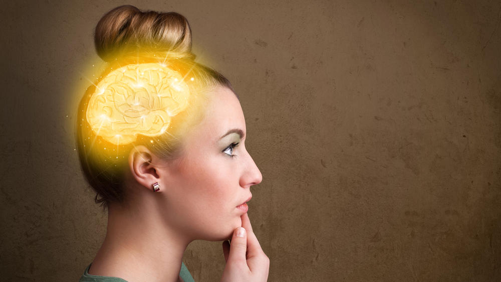 How can a woman protect herself from Alzheimer's disease
