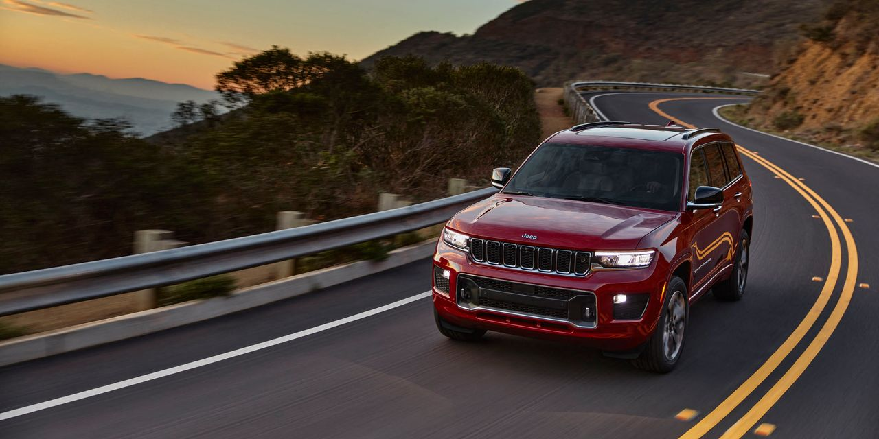 Jeep's owner, Stellantis, says he's open to dropping the Cherokee name