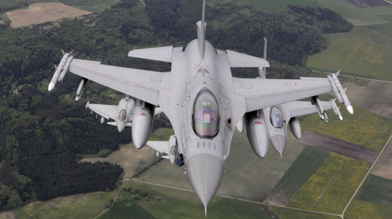 NATO: Planes fly ten interception missions in six hours due to Russia