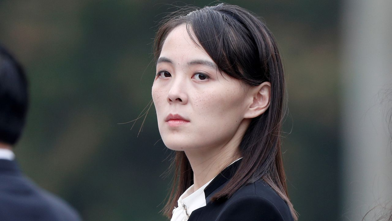 North Korea: Kim Jong Un's sister attacks the United States with harsh words
