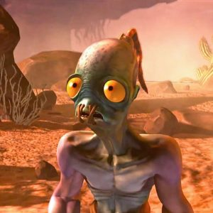 Oddworld: Soulstorm - Complete demo of gameplay and assembly opportunity available