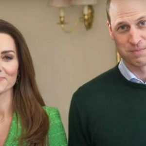 Prince William and Duchess Kate congratulate them on Saint Patrick's Day