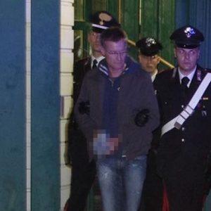 Verbrecher Carminati in Handschellen (Archivbid): Mehr als zehn Jahre Haft