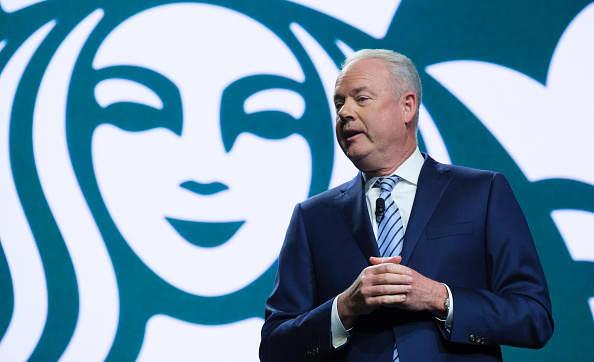 Starbucks shareholders vote against the executives' payroll plan