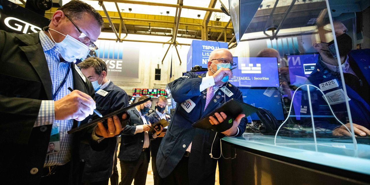 Stocks become nervous as bond yields rise