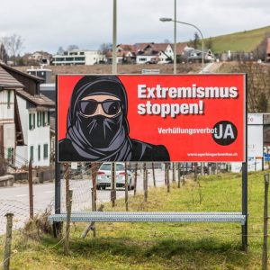 "Switzerland - The Burqa Law Vote: ""Of course, it makes no sense at all!"""