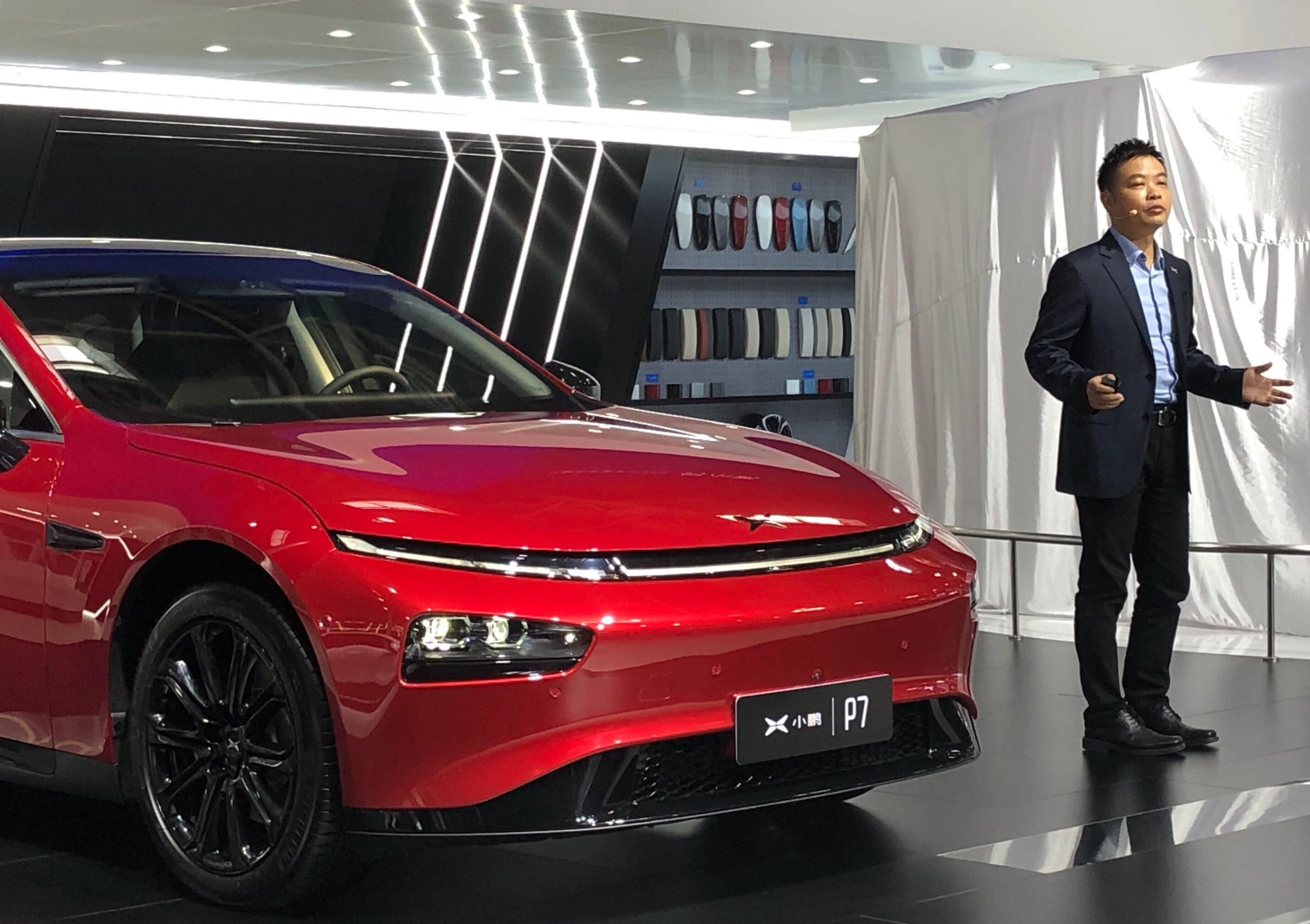 Tesla's Chinese rival, Xpeng, gets $ 76 million in financing from the government