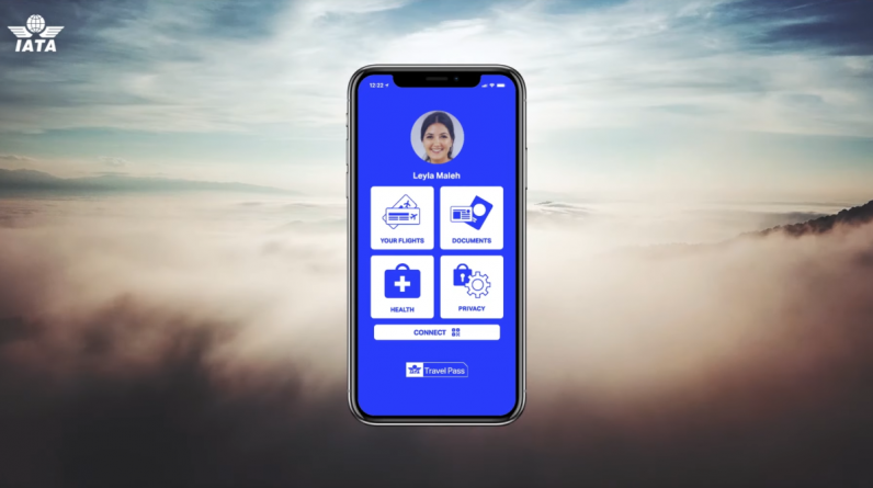 The aviation industry launches the Covid-19 Digital Travel Pass app