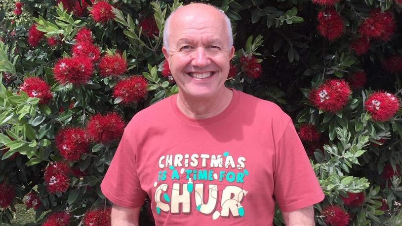 This is how a citizen of Graubünden celebrates Christmas in New Zealand