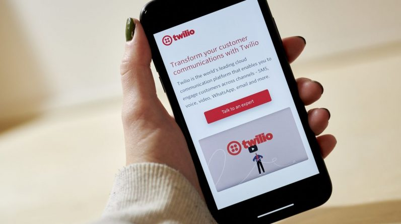 Twilio invests up to $ 750 million in Syniverse