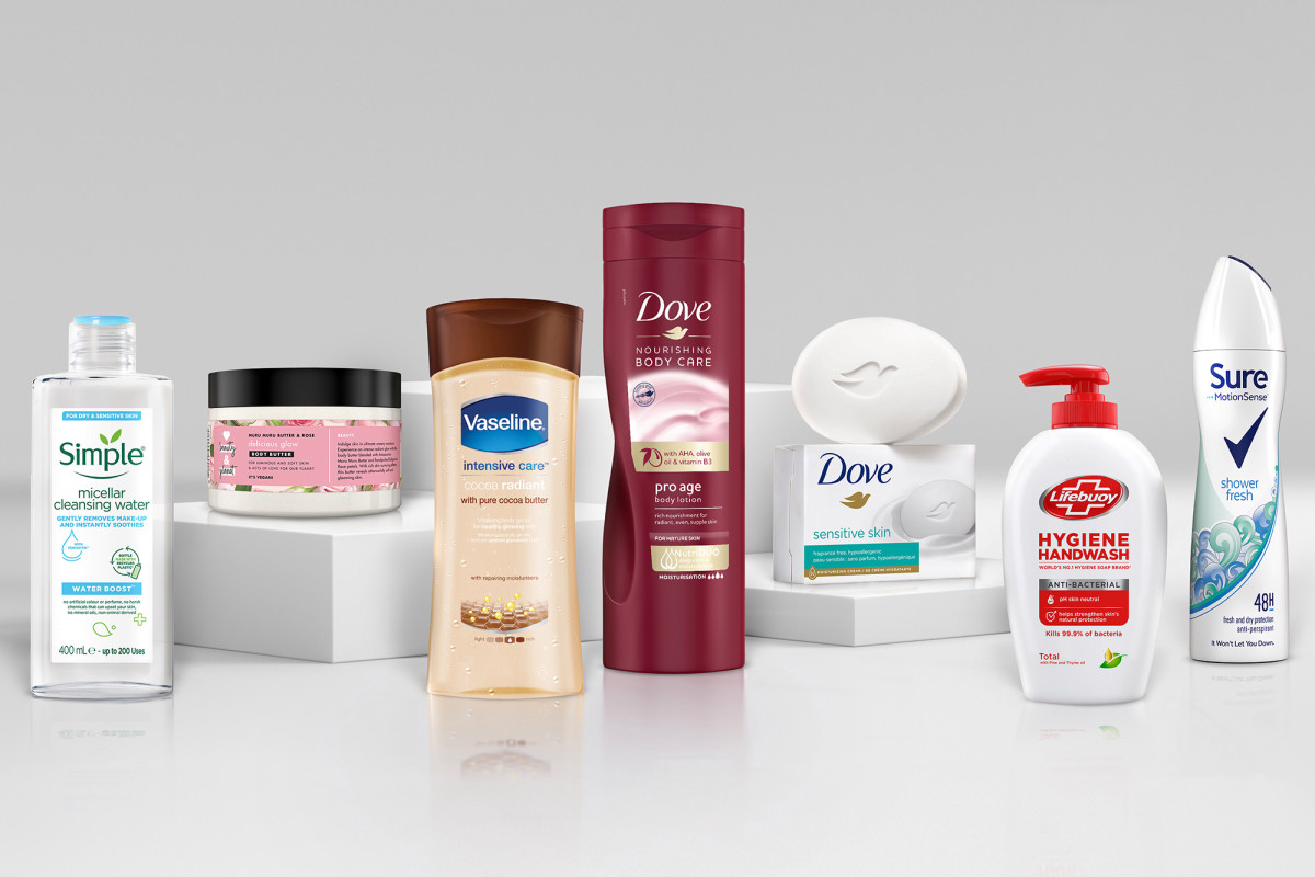"""Unilever to remove the word """"normal"""" from cosmetic packaging"""