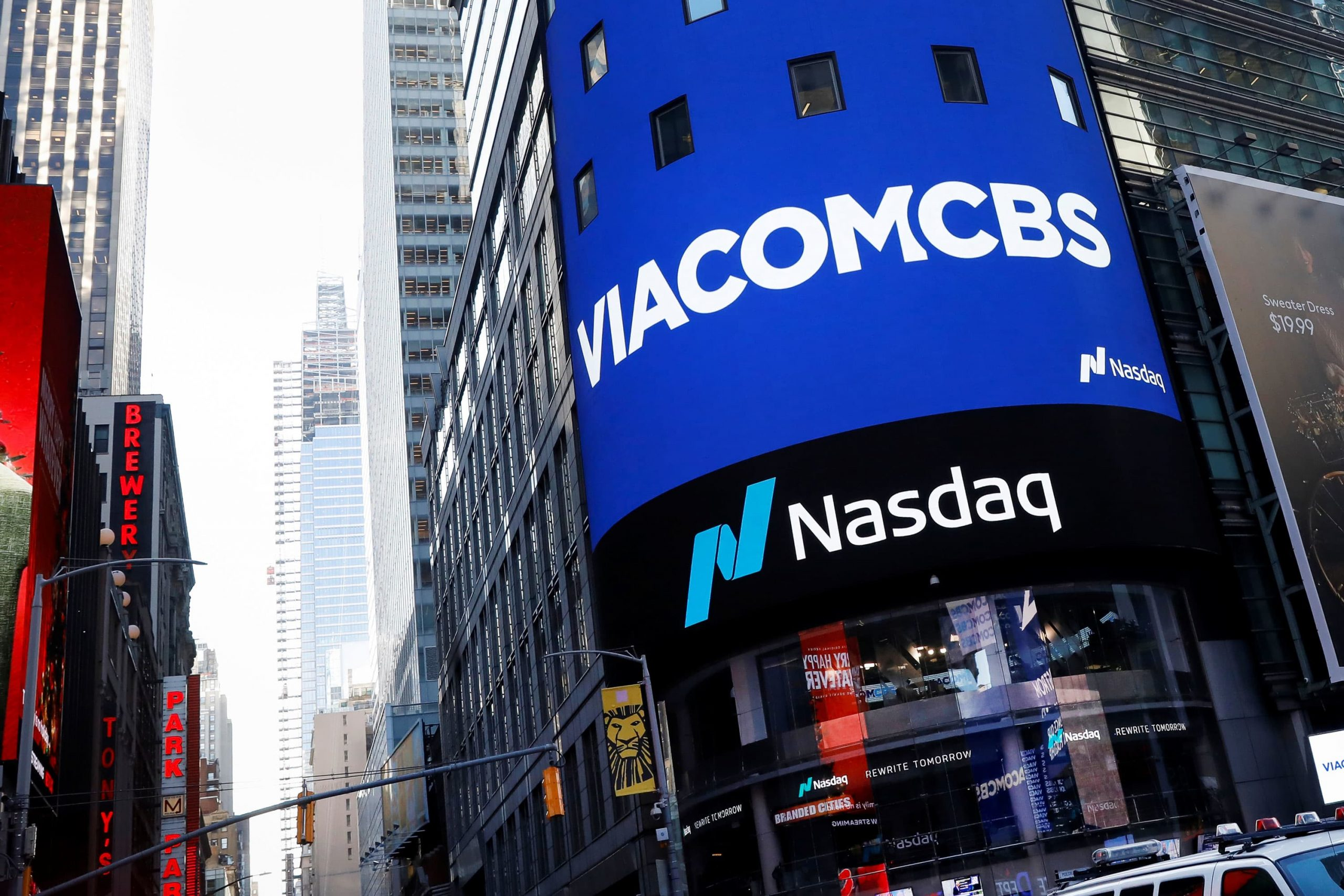 ViacomCBS, BioNTech, Wells Fargo, and more