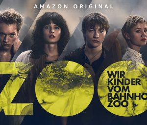 We Are the Children of the Bahnhof Zoo: The Successful Constantine TV Series Begins Worldwide, Including 19 Countries on Amazon Prime Video (PHOTO)