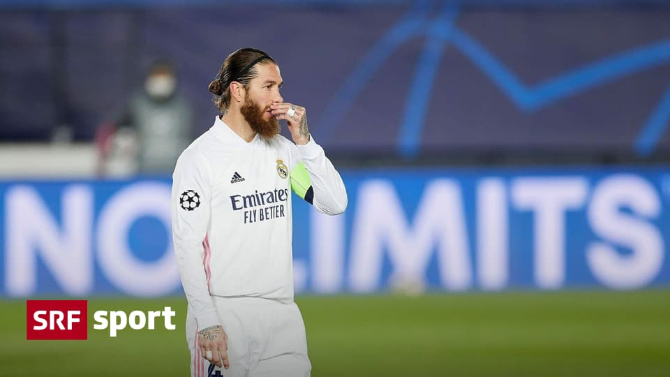 International Football News - Real Madrid Without Ramos for Weeks - EM Out for the Blind?  Sports