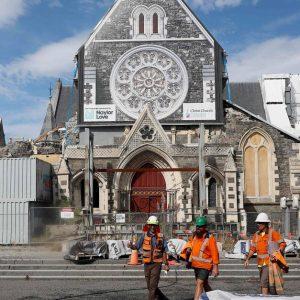 Tsunami warnings: violent earthquakes shake New Zealand