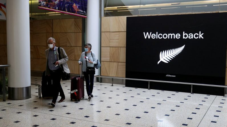 """Australia and New Zealand will open a new """"travel bubble"""" on April 19"""