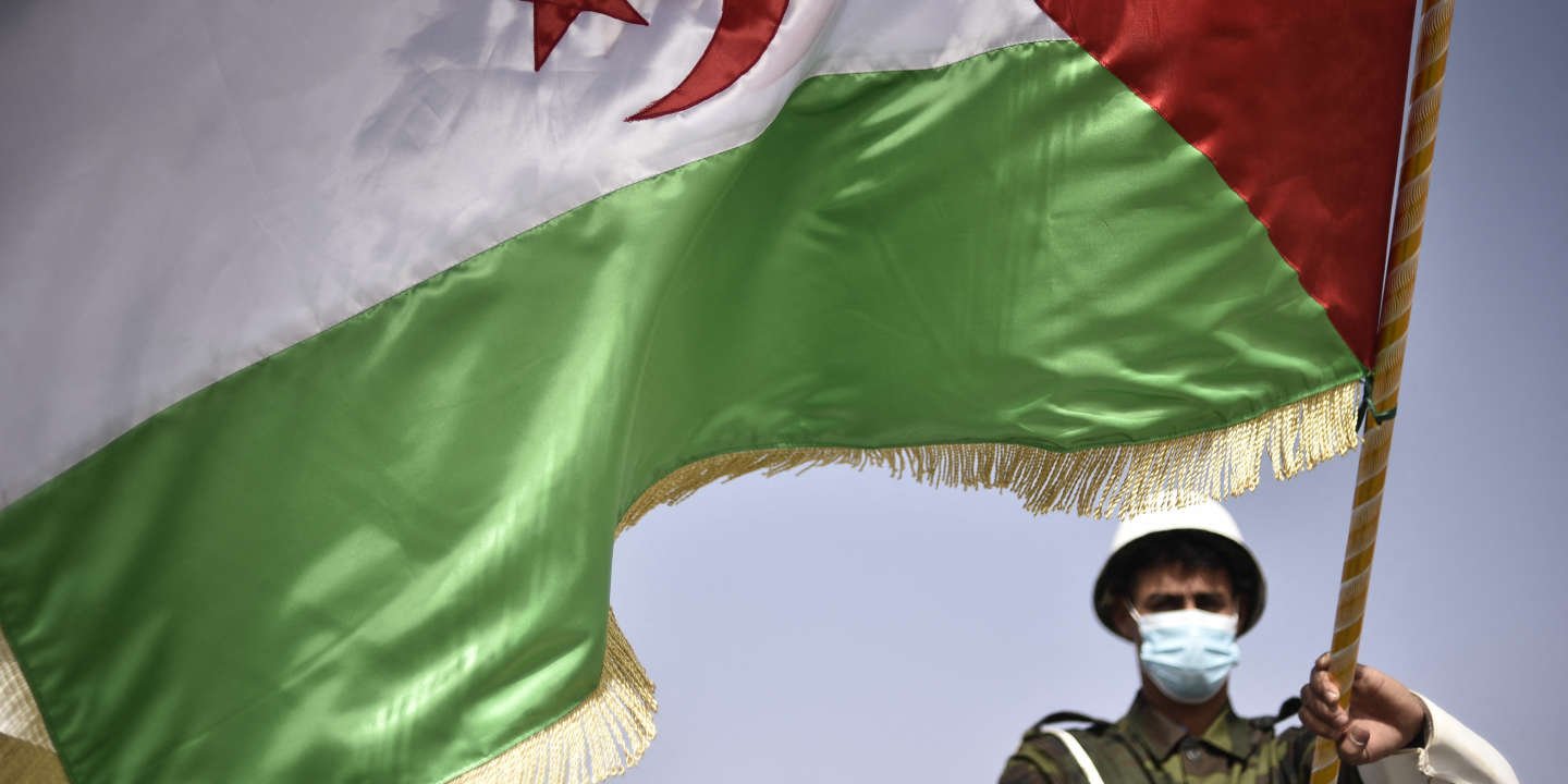 A military commander in the Polisario Front was killed by a Moroccan drone