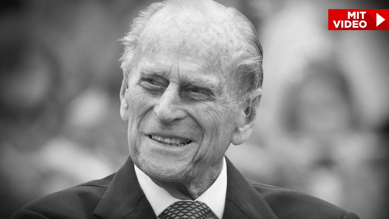 Death of Prince Philip (99): Queen Elizabeth II mourns!  The world mourns!  Died at Windsor Castle - Royals