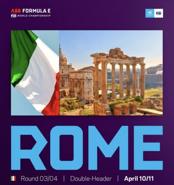 All you need to know before the Formula E races of Rome