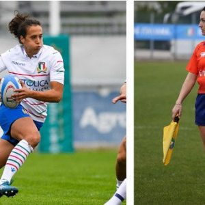 From Manuela and Clara today the Six Nations and Top 10 are back because blue wins more than males