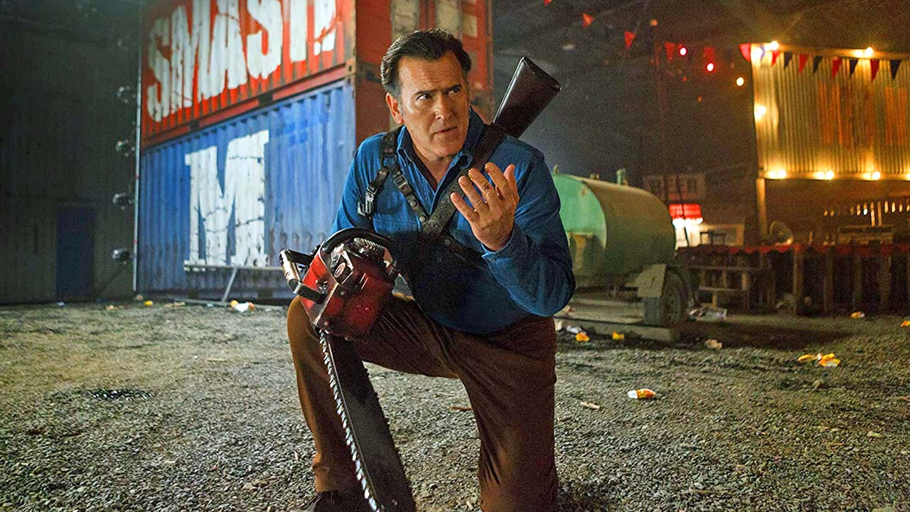 """""""Evil Dead 4"""" is Approaching: Bruce Campbell Reveals Shooting Details - Kino News"""