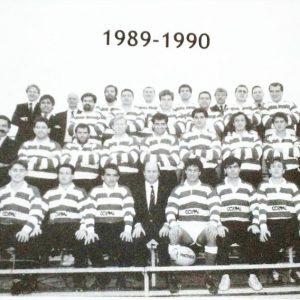 la formazione del rugby livorno targata