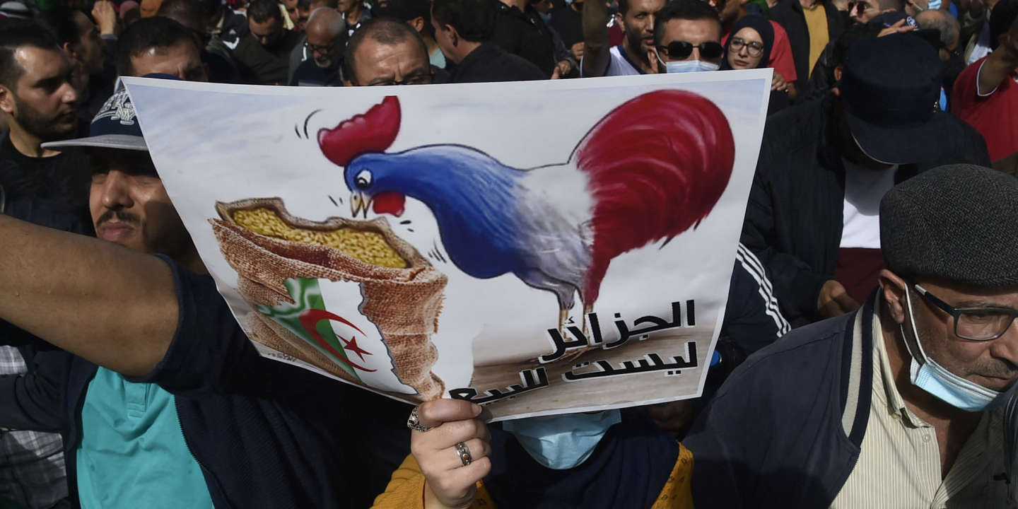 """France """"condemns"""" the Algerian government's threats to its ambassador"""