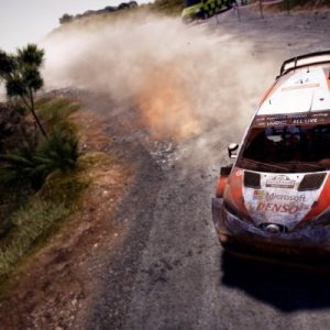 WRC 9, Switch release review