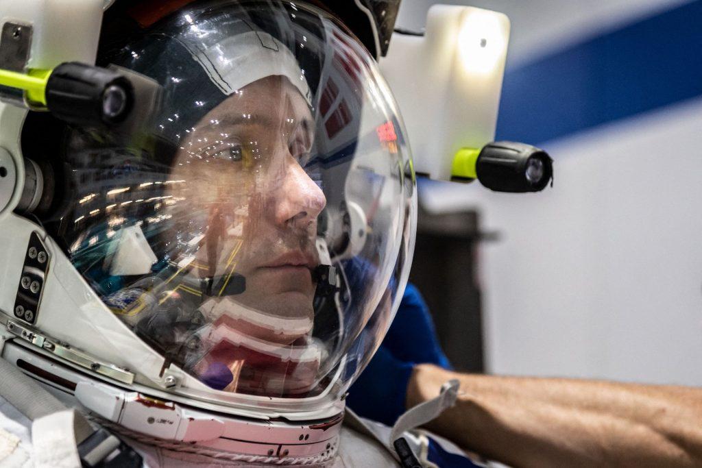 Space: Follow Thomas Pesquet's broadcast live
