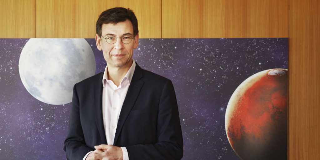 Philip Baptist takes over the CNES presidency in a world shook by Elon Musk