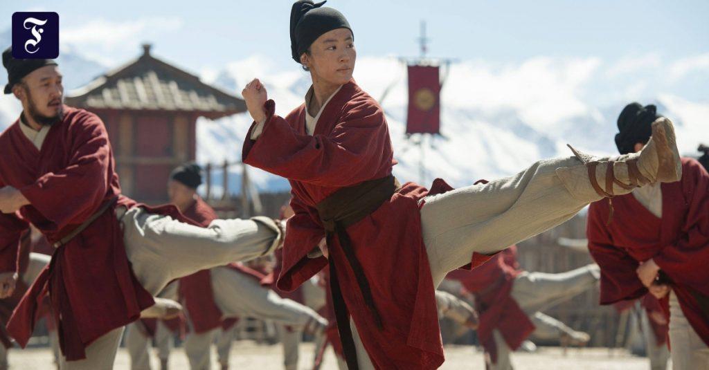 "German fashion designer Bina Daigler has been nominated for an Academy Award with Disney's ""Mulan"""